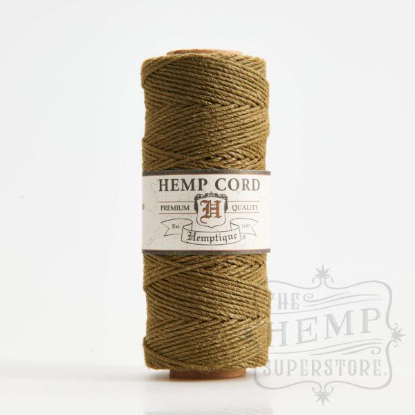 hemp cord spool sage