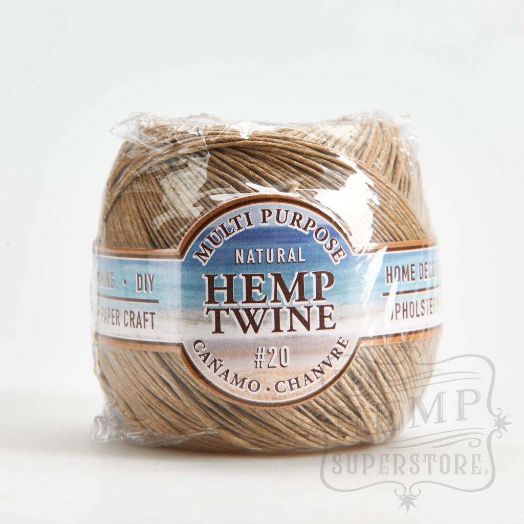 Hemp Twine Natural Twine The Hemp Superstore