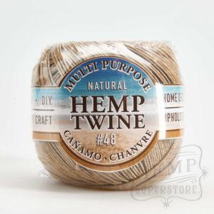 Hemp Twine 48 Natural