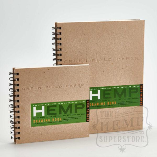 hemp drawing books