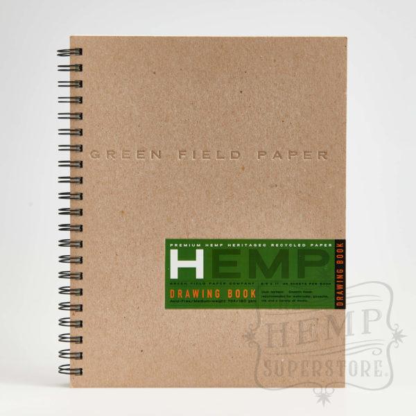hemp drawing book