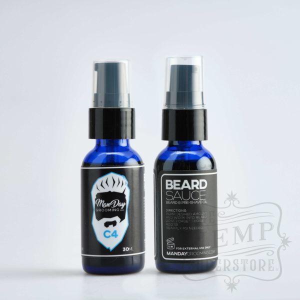 manday beard sauce c4